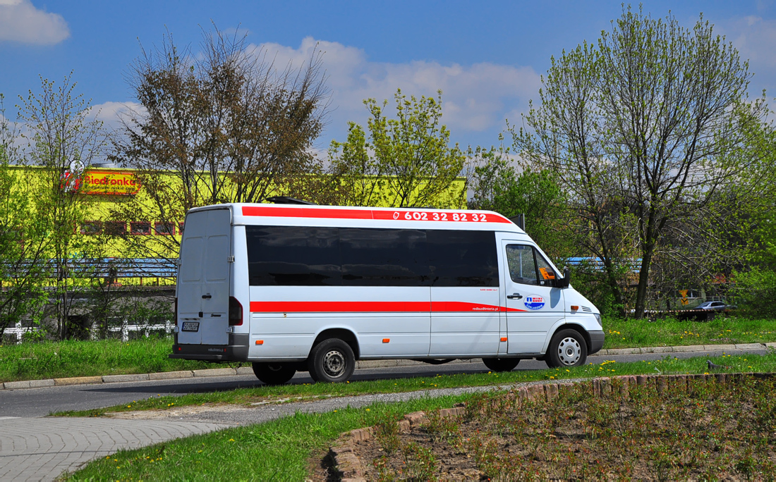 Mercedes-Benz Sprinter #SO 9826H