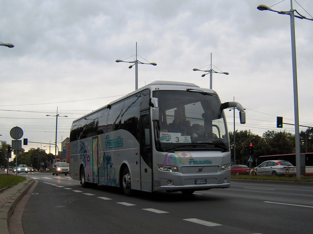 Volvo 9700 #BY-809 NM