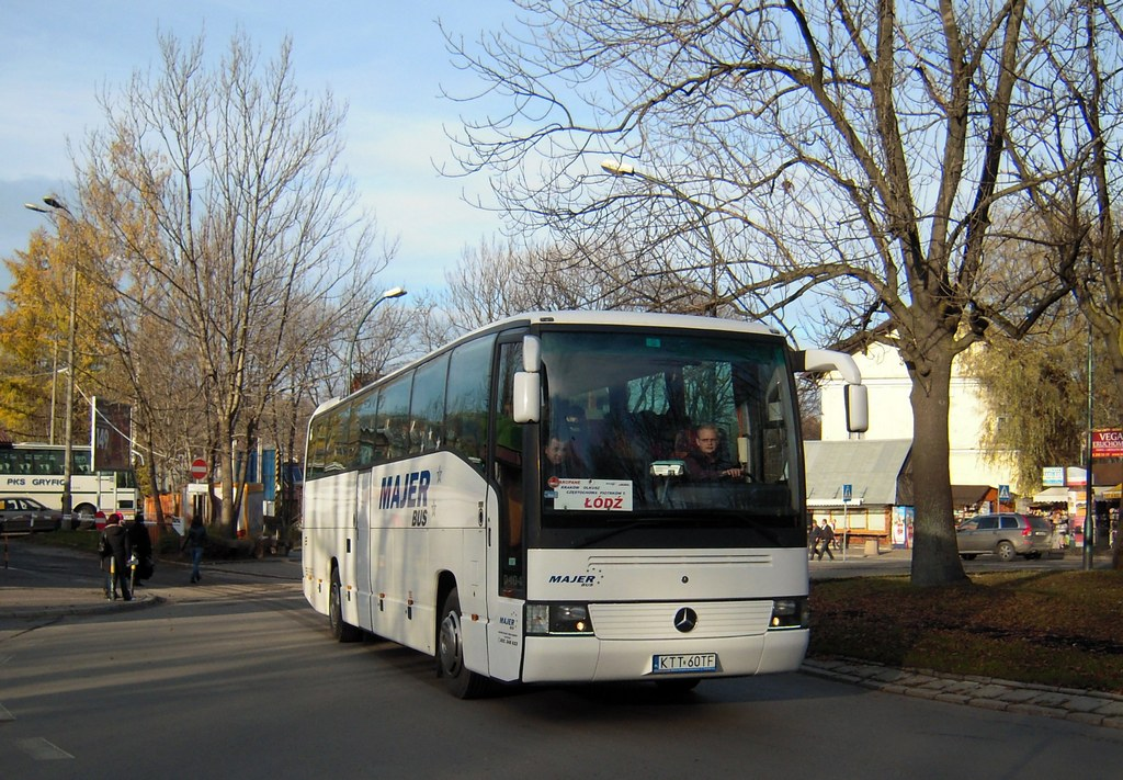 Mercedes-Benz O404 #KTT 60TF