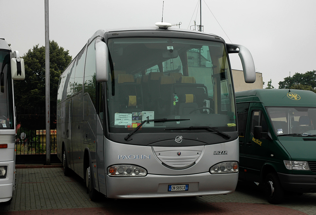 Scania Irizar #CN-383 CX