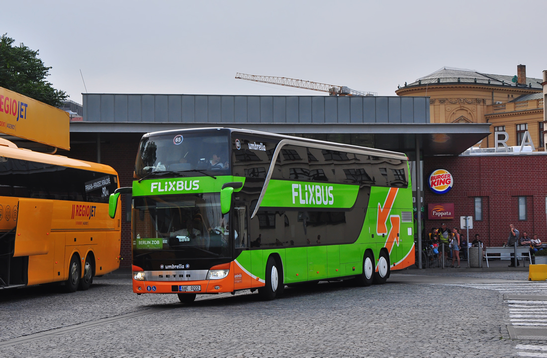 Setra S431 DT #6AE 0222 [65]