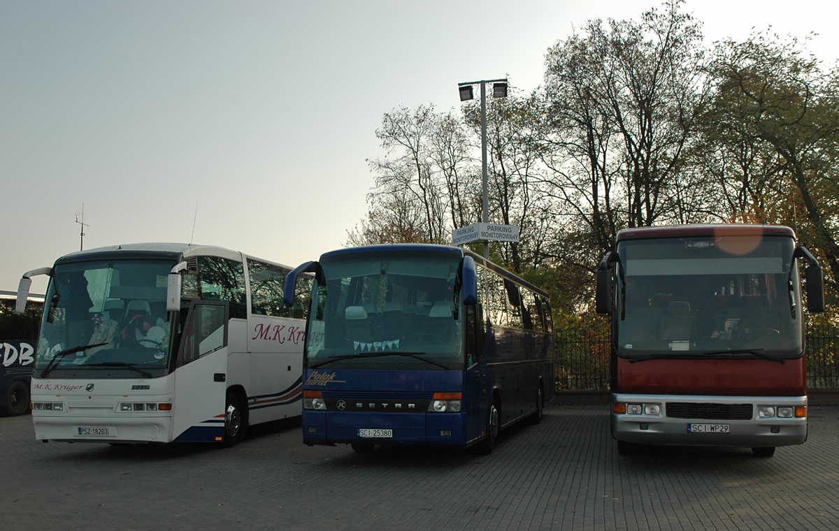Setra S315 HD #SCI 25380