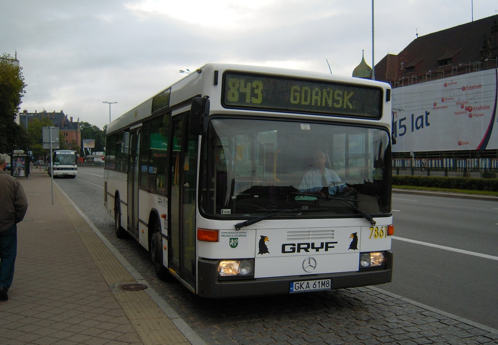 Mercedes-Benz 0405NK #7861