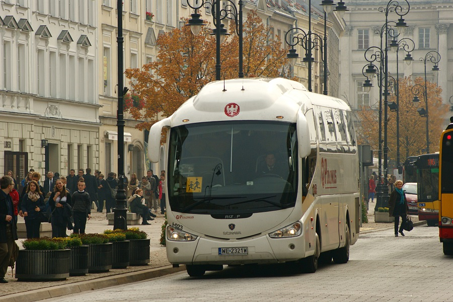 Scania Irizar PB #WE 2321W [I023]
